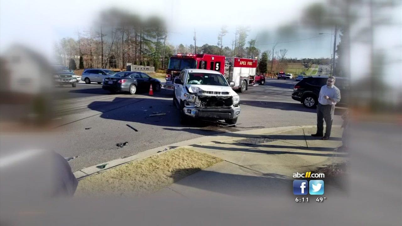 Residents say action needed on dangerous Apex intersection