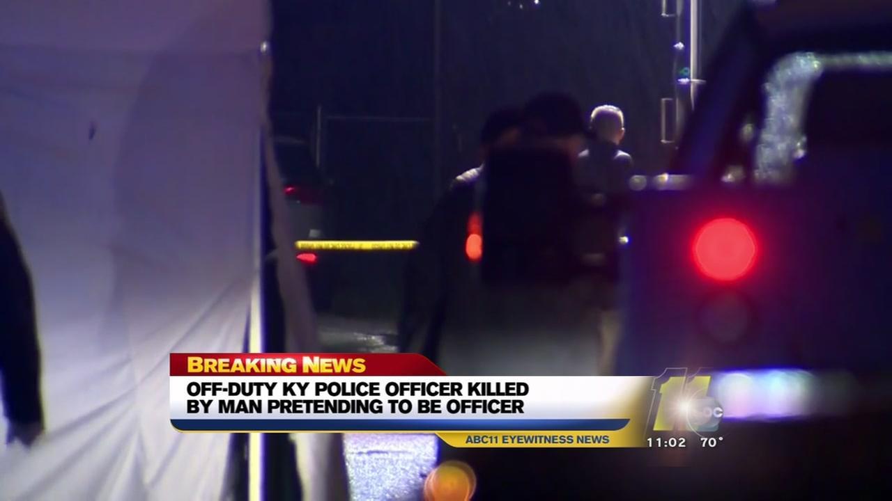 Off-duty Kentucky officer killed