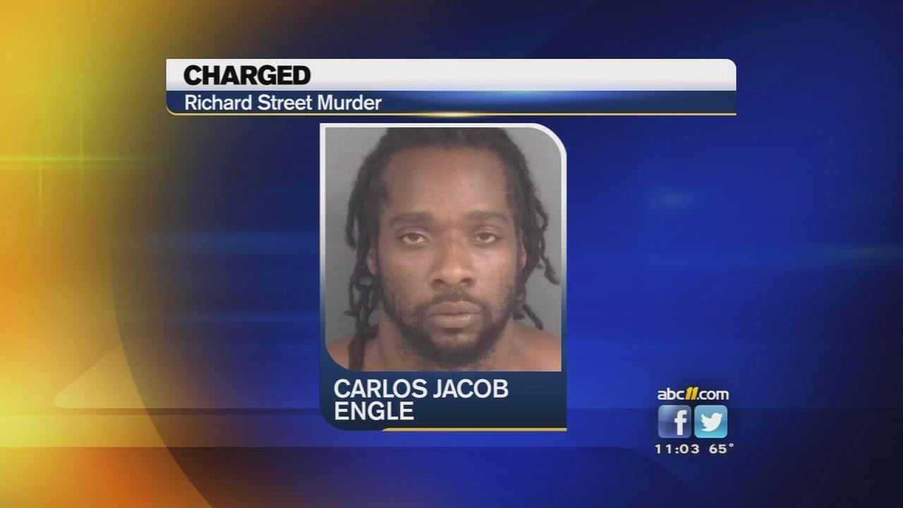 Man arrested in fatal Fayetteville shooting
