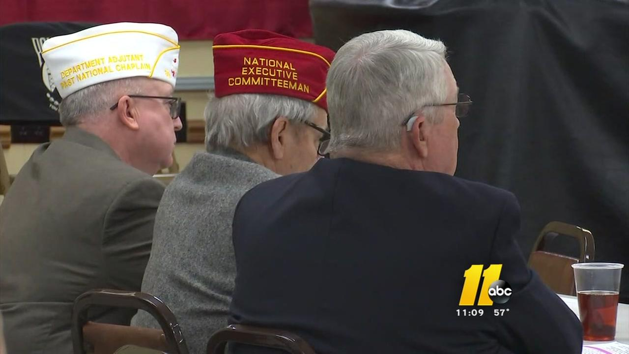 Vets sound off on Durham VA care