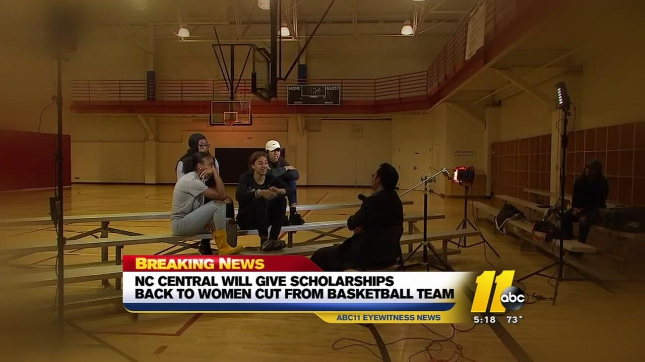 Former NCCU womens basketball players get big win after ABC11 I-Team report