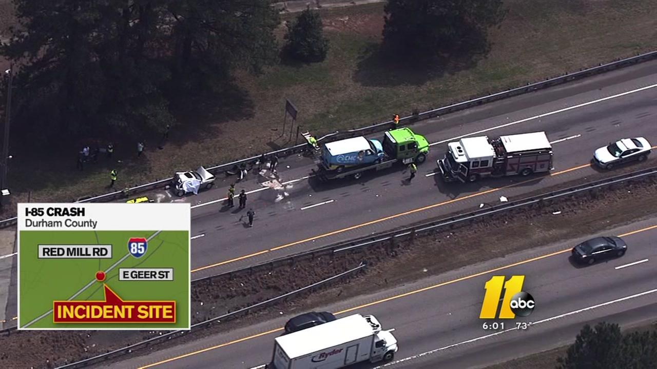 Women killed in I-85 crash