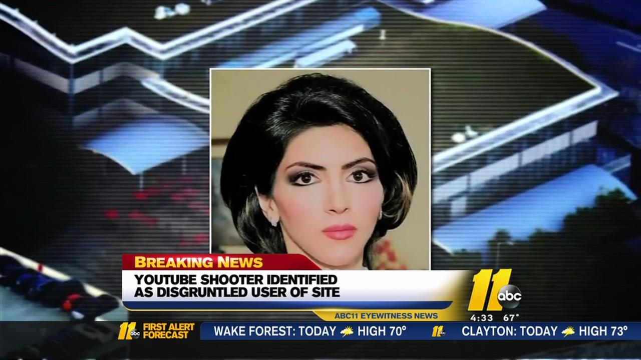YouTube shooter identified as disgruntled user of site