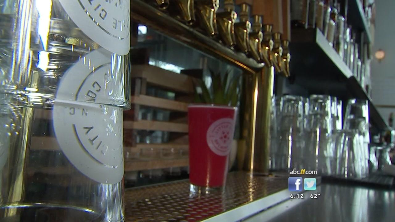 Raleigh brewery pushes for change, growth