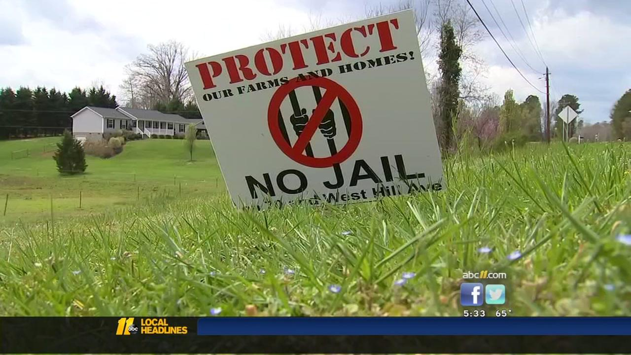 New jail proposal upsets people in Orange County