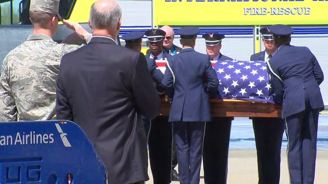 Goldsboro vet laid to rest