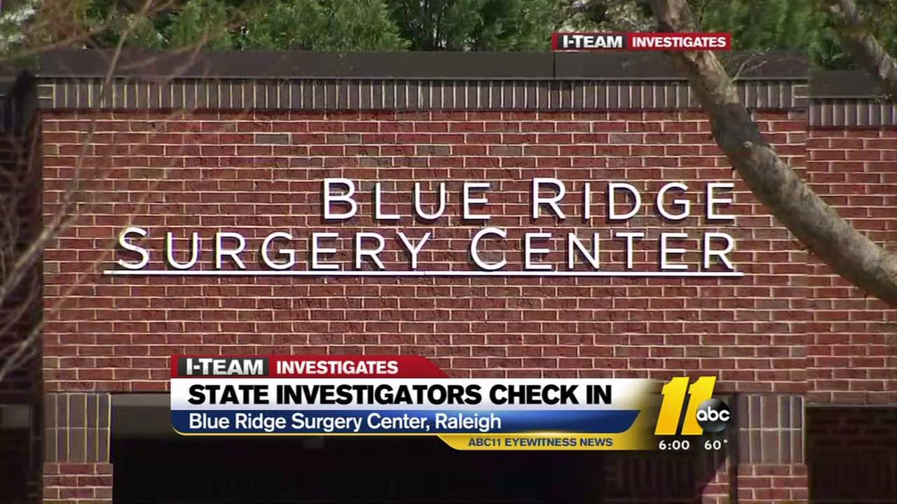 State investigators check in on embattled surgery center