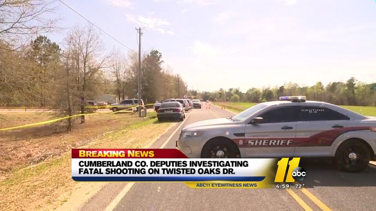 Man fatally shot in Cumberland County