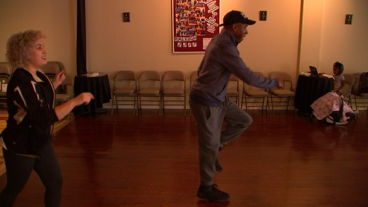 ABC11s DeJuan Hoggard is Dancing Like the Stars in Raleigh