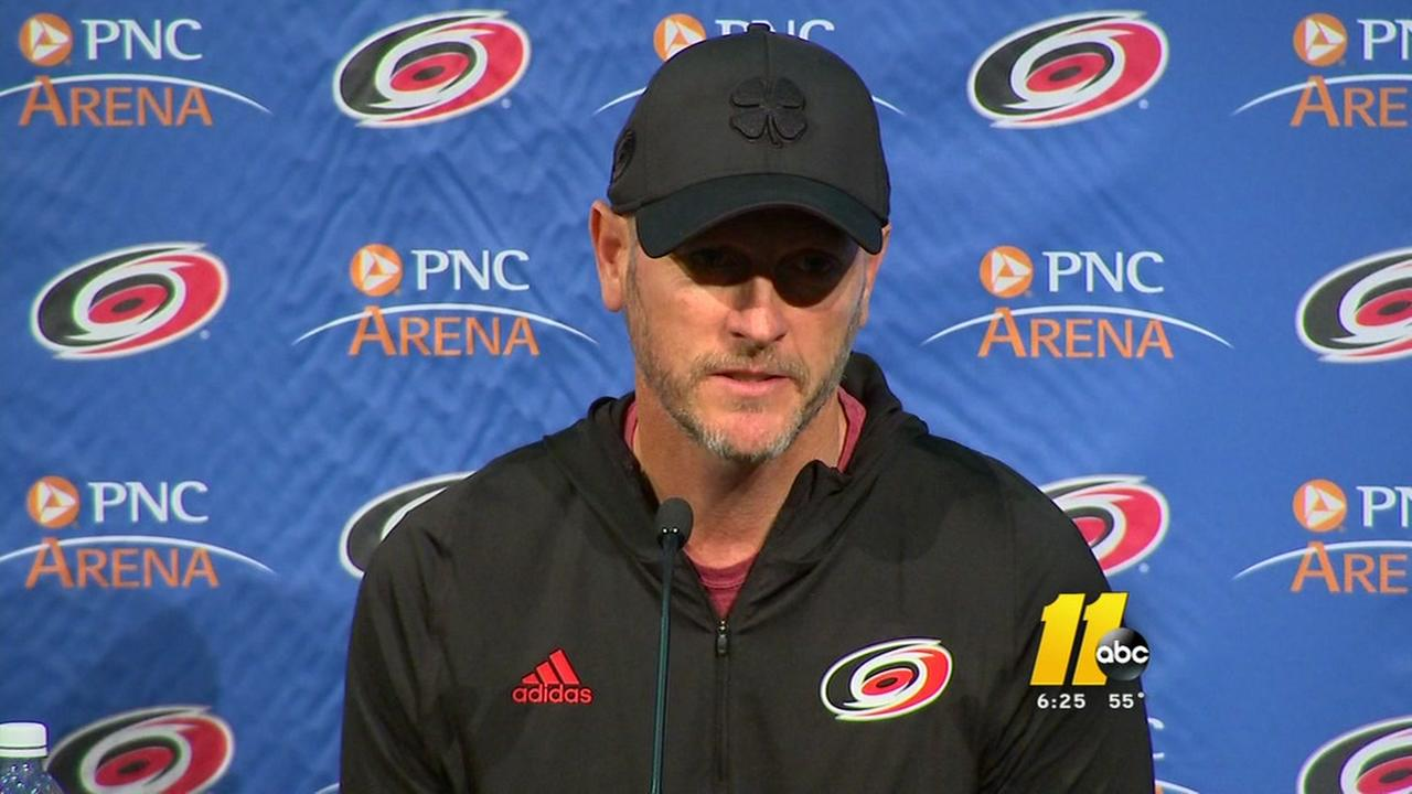 Hurricanes owner says everything needs fixing