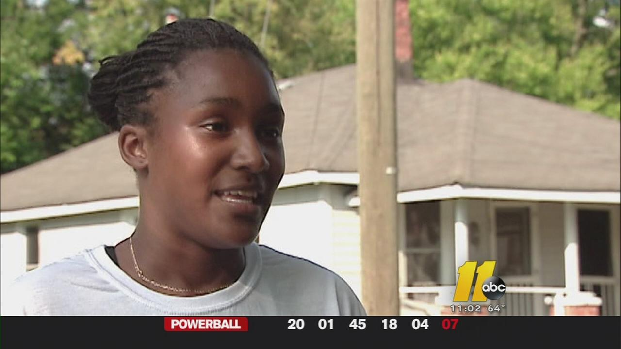 Girl followed aboard school bus in Wake County Shanya Hunter