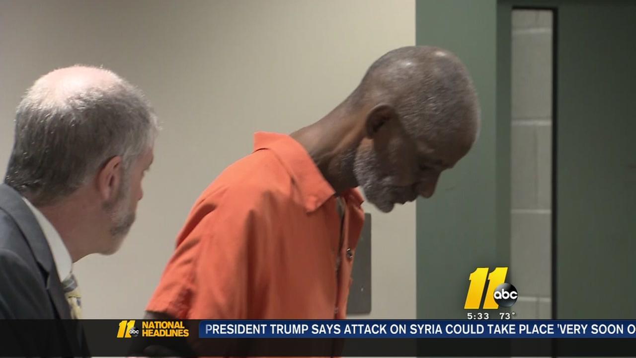 Fayetteville carjacking suspect appears in court
