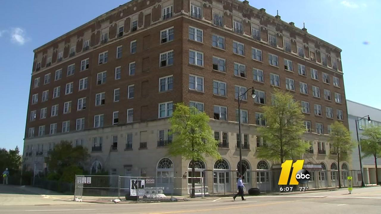 Fayetteville news abc11 wtvd abc11 despite scandal fayetteville hotel plans move forward biocorpaavc Image collections