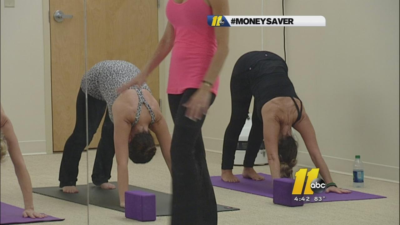 Free museum admission and yoga for charity this weekend