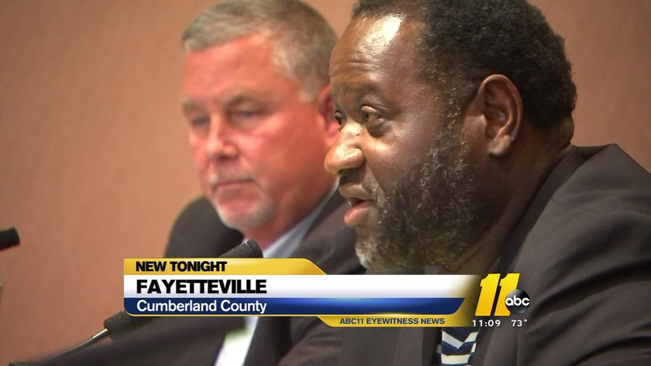 Fayetteville council moves closer to removing member