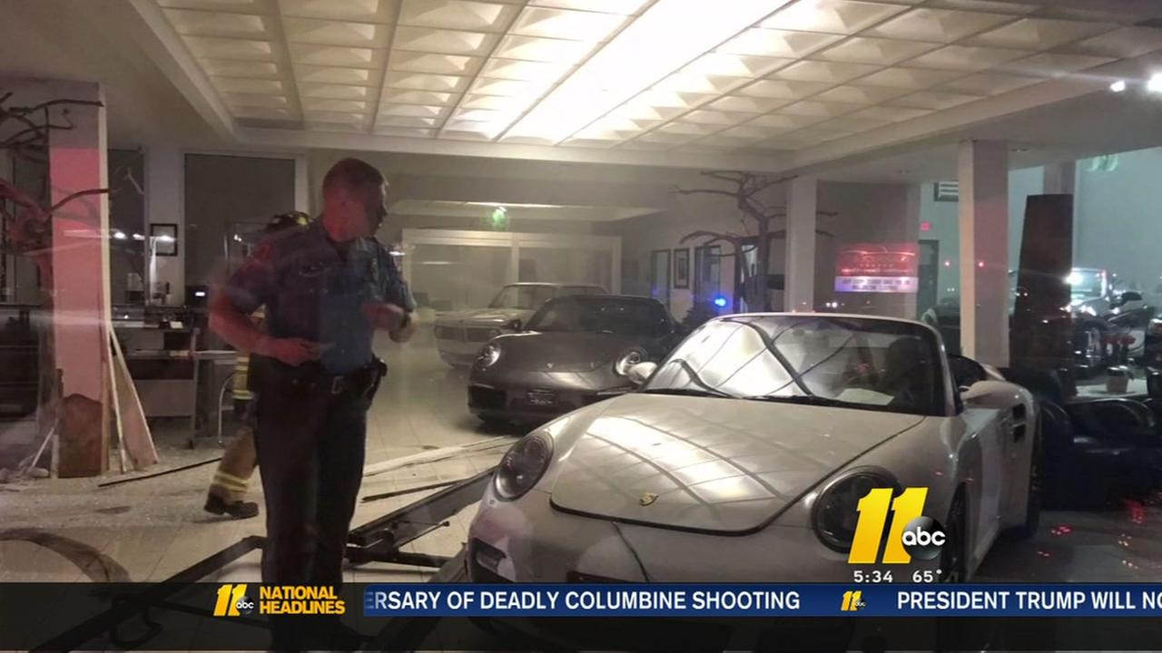 Mental capacity believed to be a factor in Raleigh dealership crash
