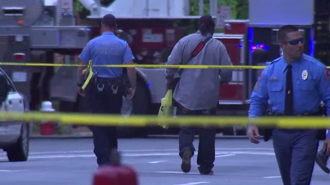RAW VIDEO: 1 person shot in downtown Raleigh