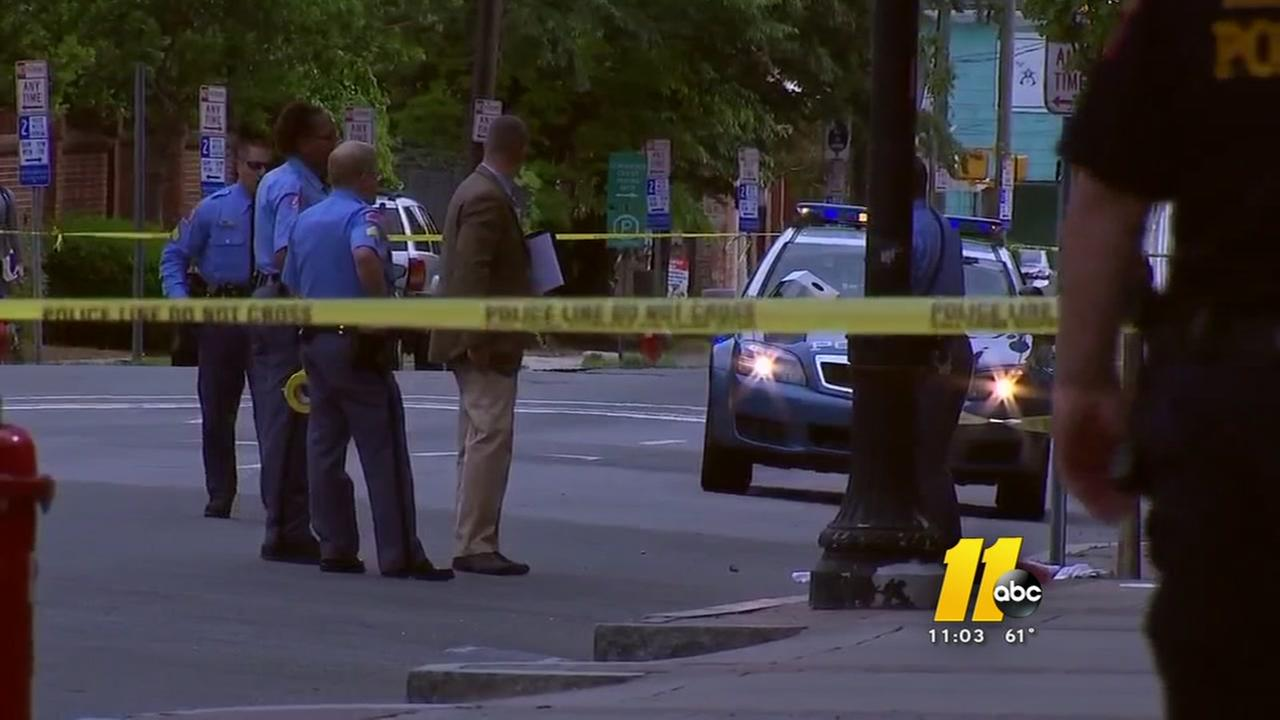 Man shot in downtown Raleigh incident
