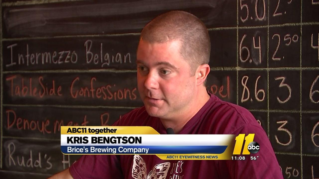 Kris Bengtson is cancer free and back behind the bar