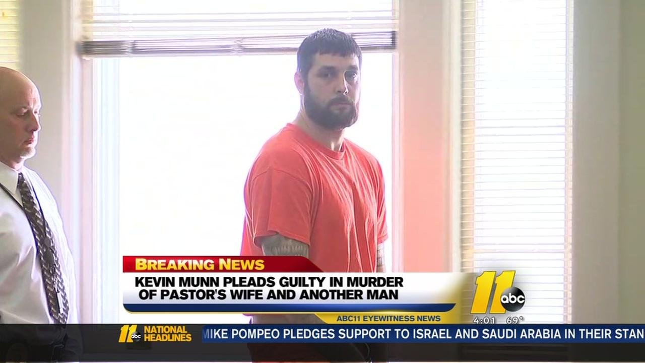 Man accused of killing pastors wife in Warren County home invasion pleads guilty