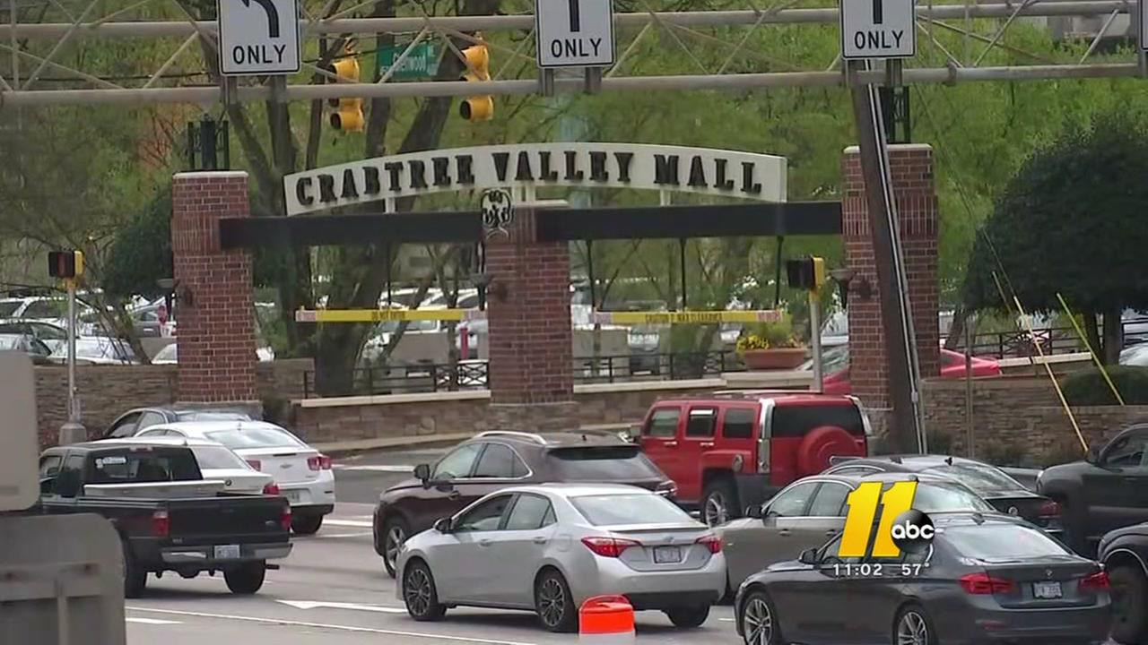 Raleigh residents frustrated about Crabtree traffic proposal