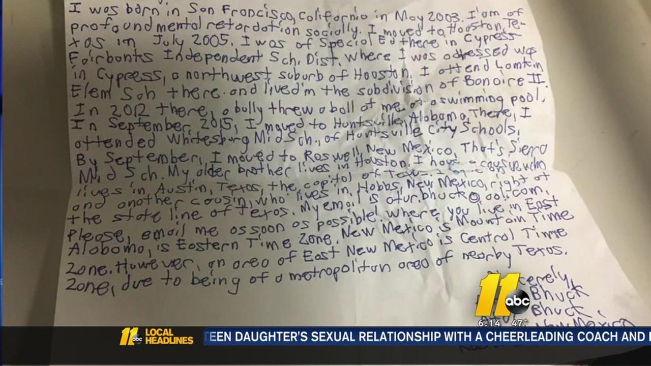 FBI alert: Predator sending packages to girls at their schools