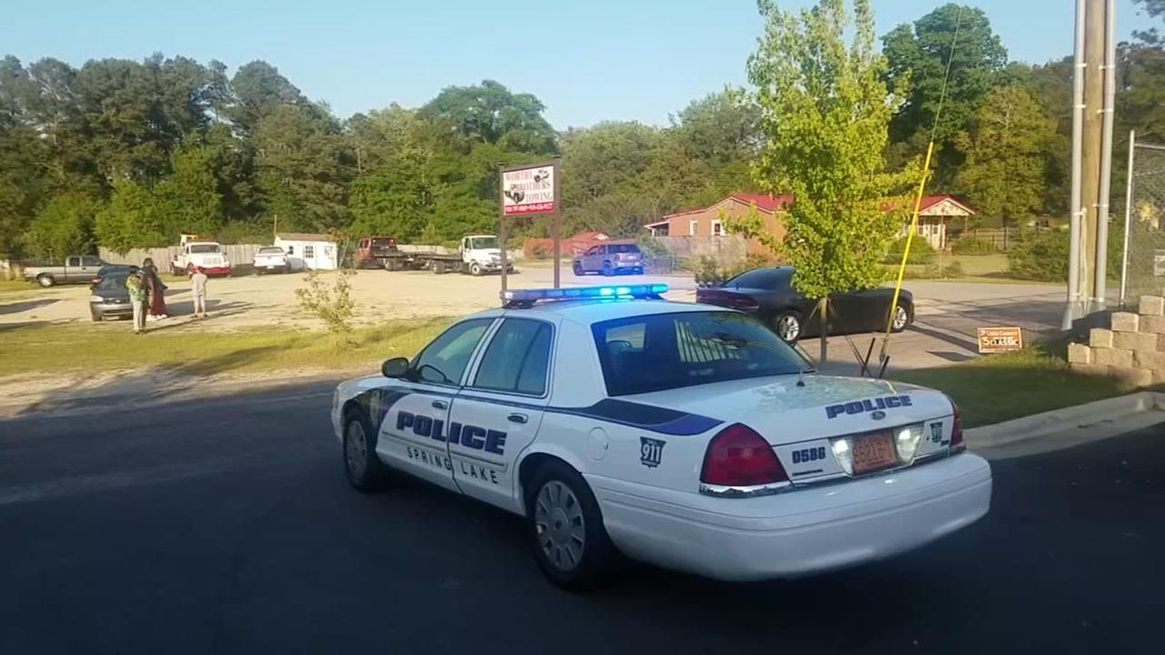 Raw video: Spring Lake man fatally shot