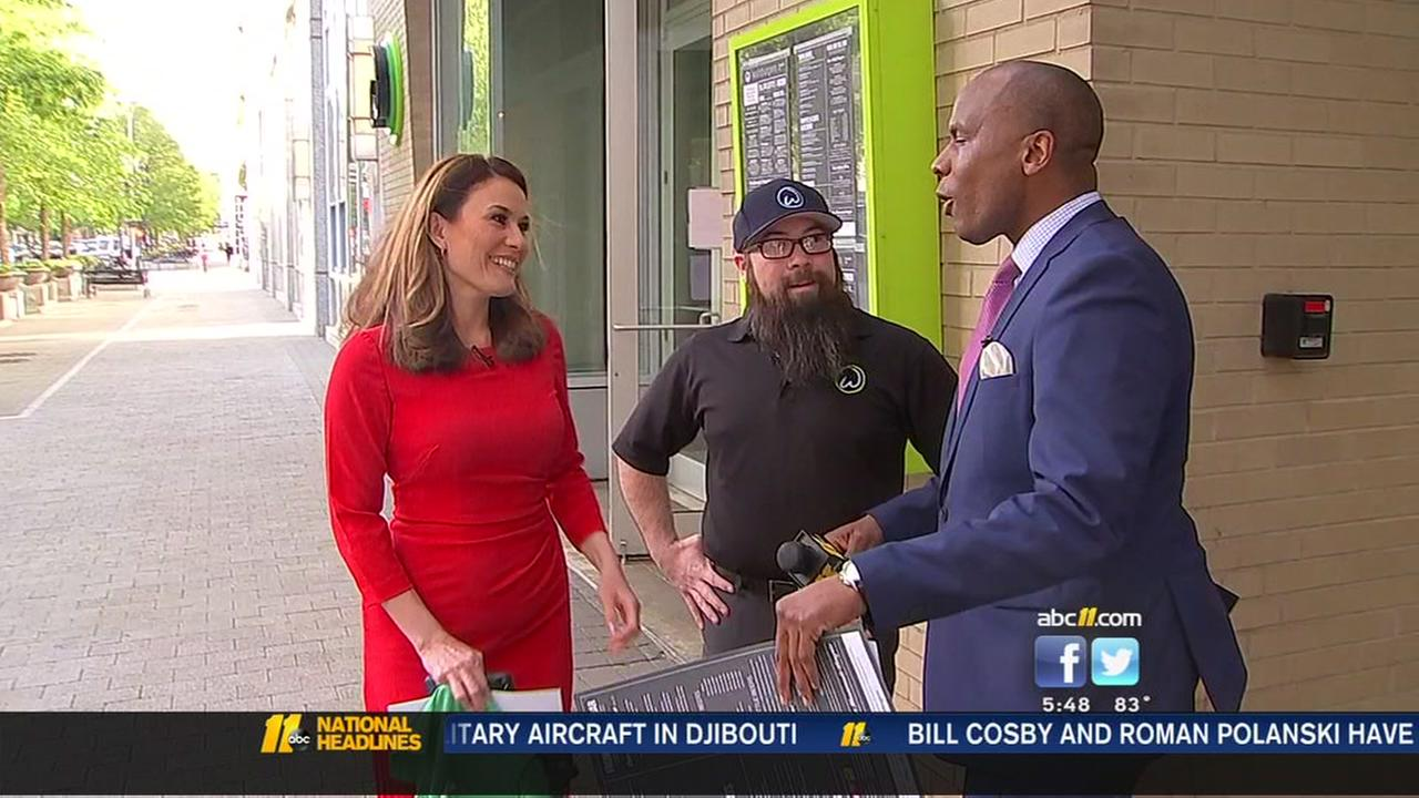 Wahlburgers opening in downtown Raleigh TONIGHT