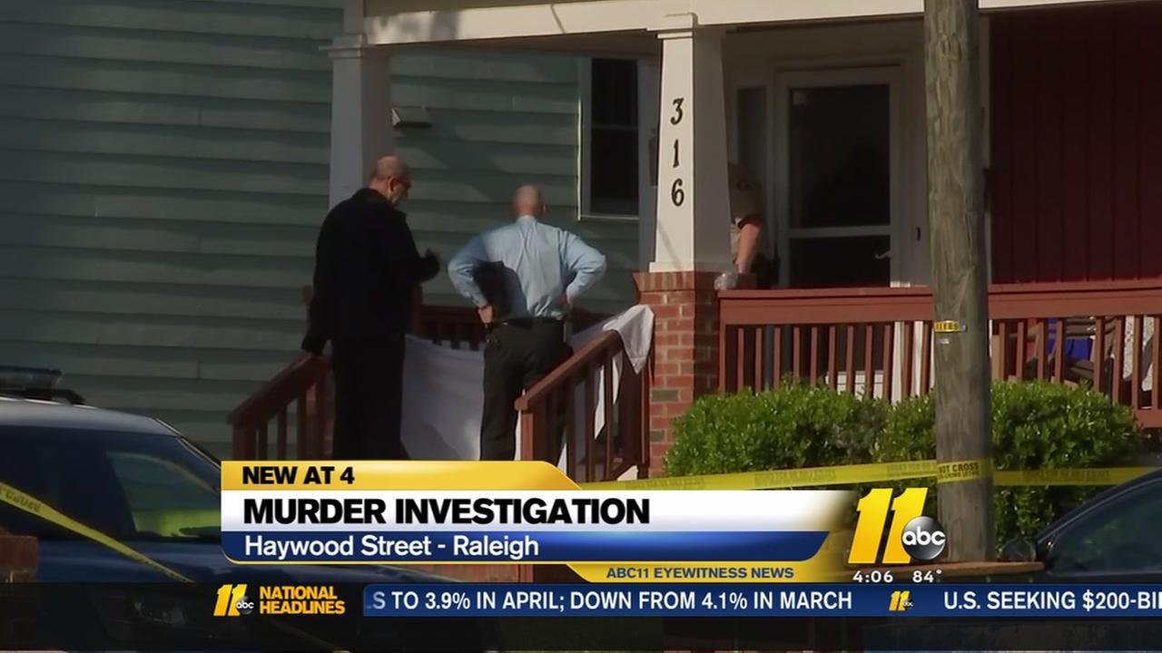 Haywood homicide