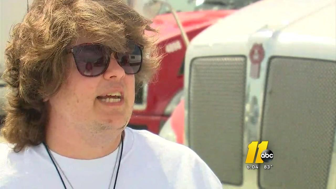 Eyewitness in I-95 crash