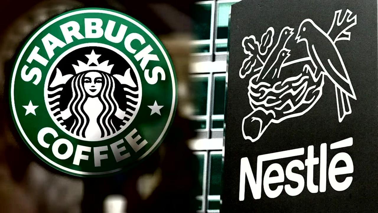Nestle Starbucks deal