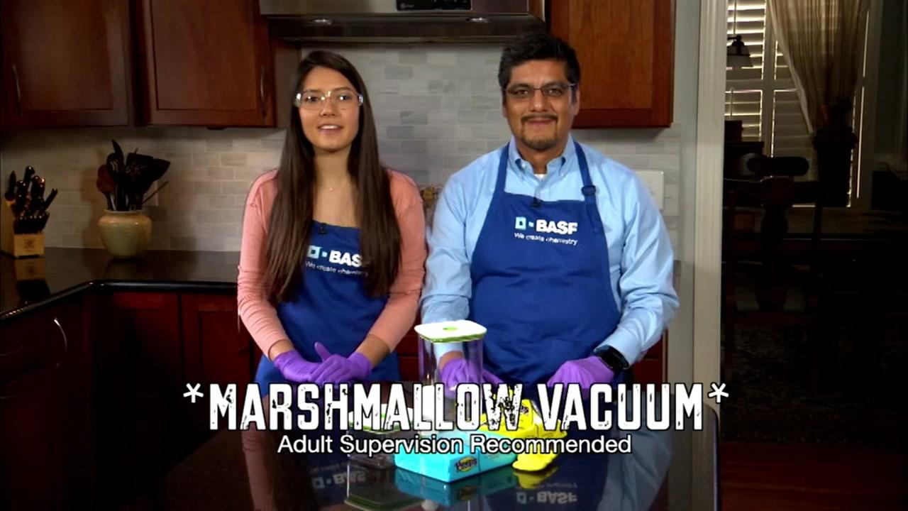 BASF Science Club Marshmallow Vacuum