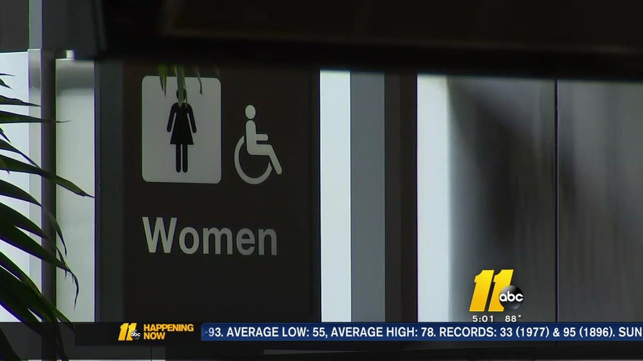 RDU investigates report of bathroom sexual assault