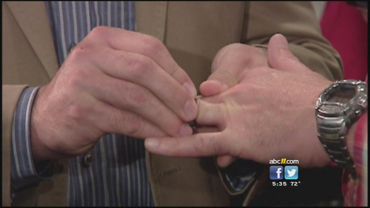 Celebration of same-sex marriage in NC continues