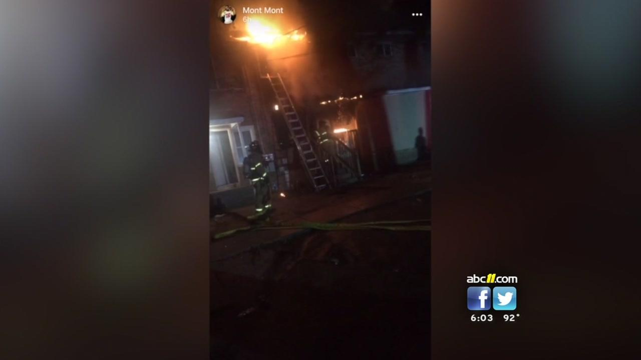 All five children who were in NC apartment that caught fire have died