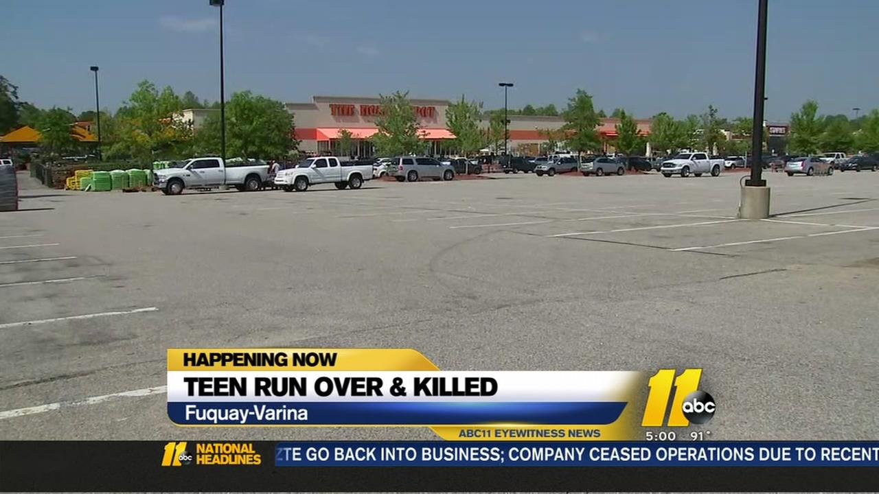 Man ran over, killed 16-year-old who tried to run off with cell phone
