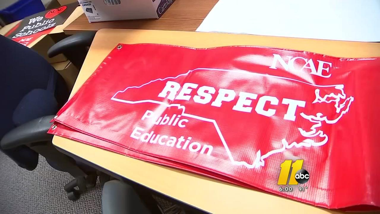 Teachers gear up for May 16 rally