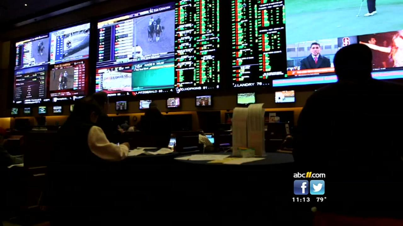 Supreme Court strikes down sports gambling law