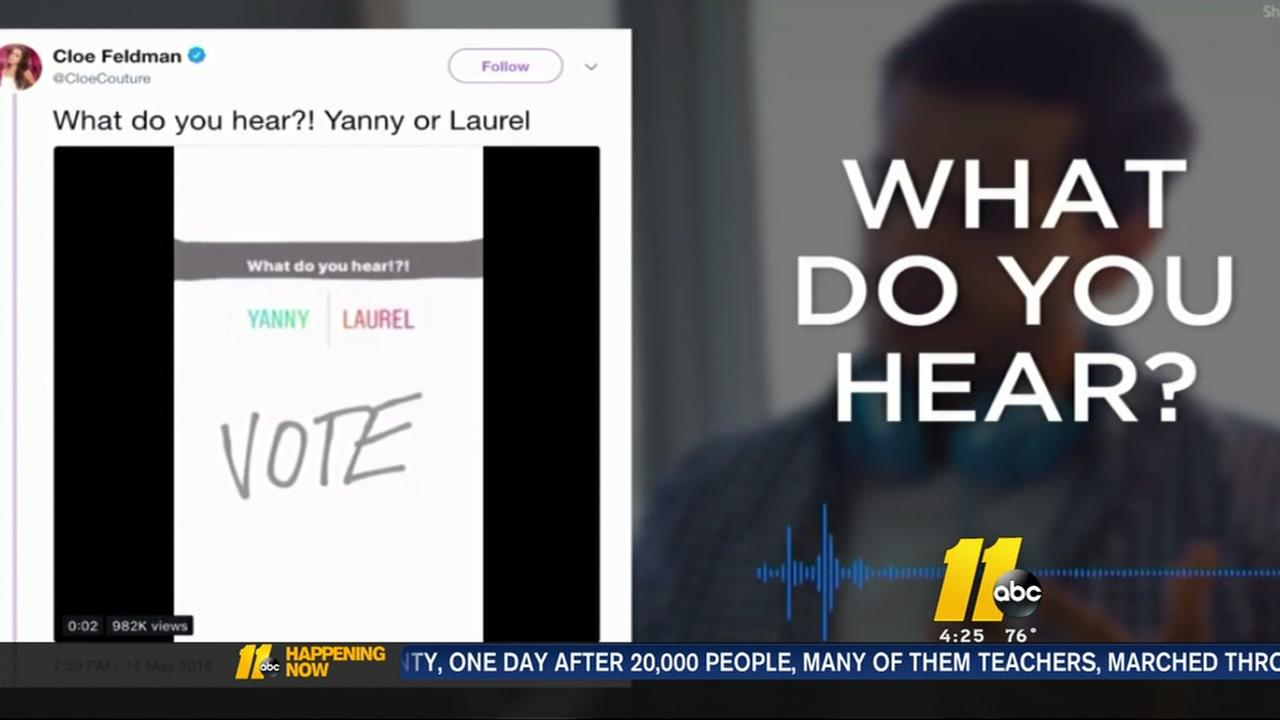Yanny and Laurel explained
