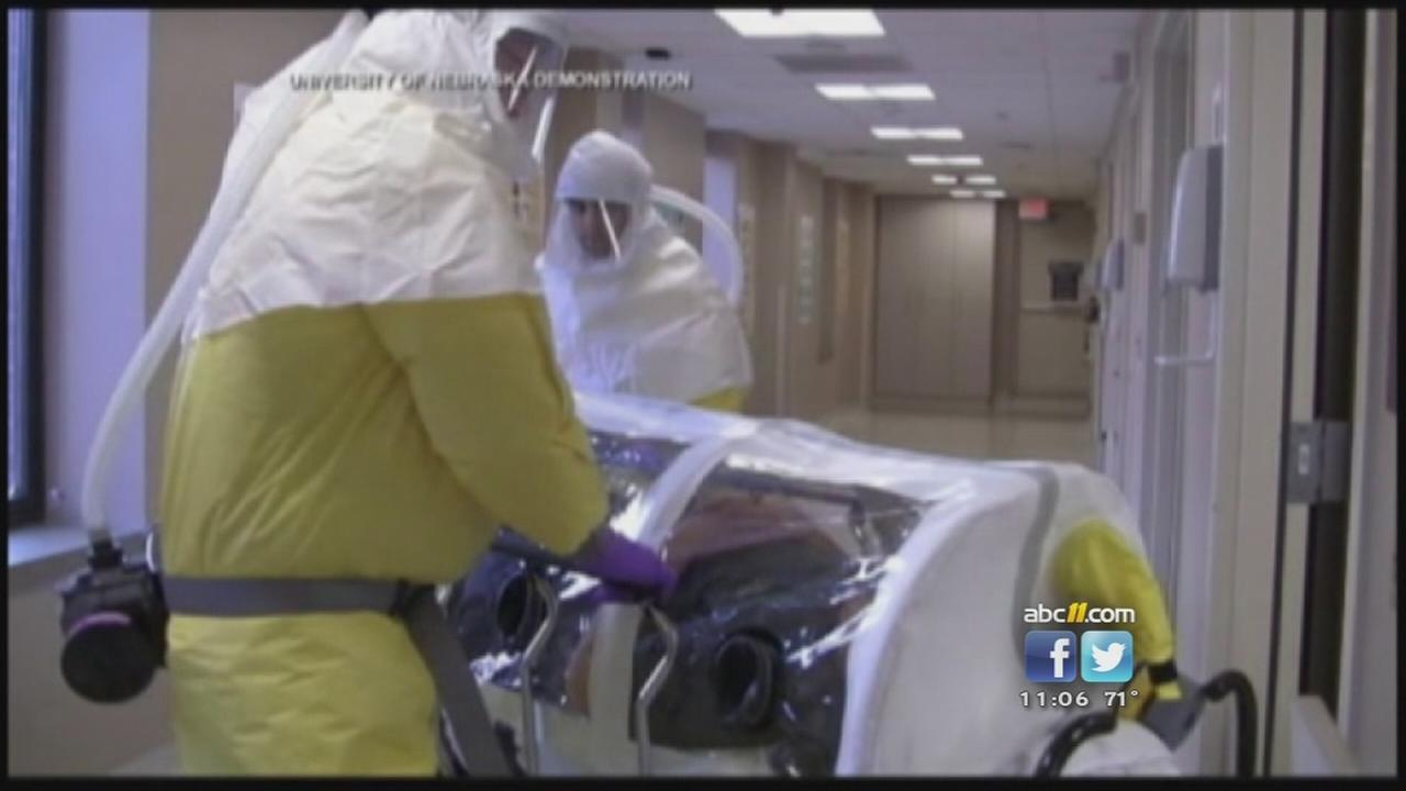 Gov. McCrory: No known or suspected cases of Ebola in NC