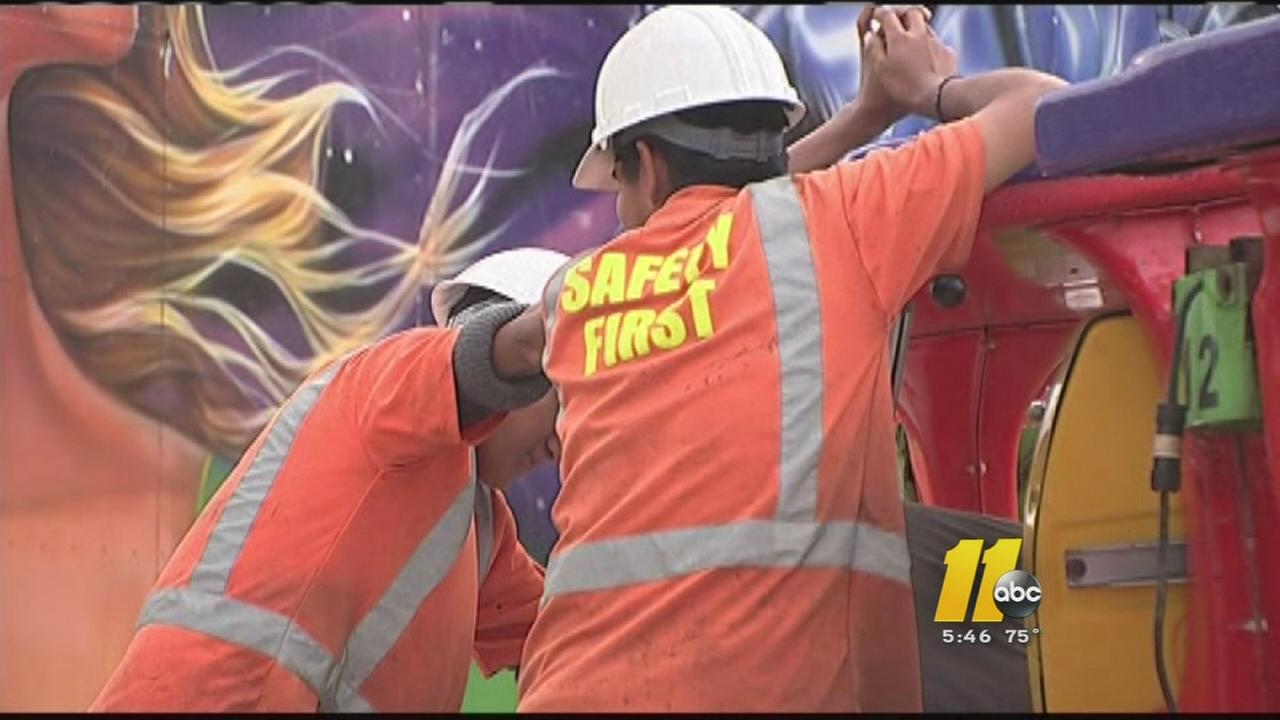 I-Team: Ride safety at the State Fair