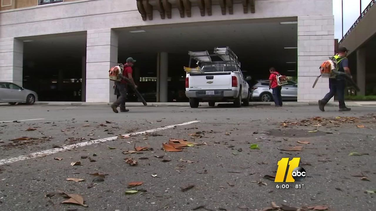 Cleanup at Crabtree after latest flooding