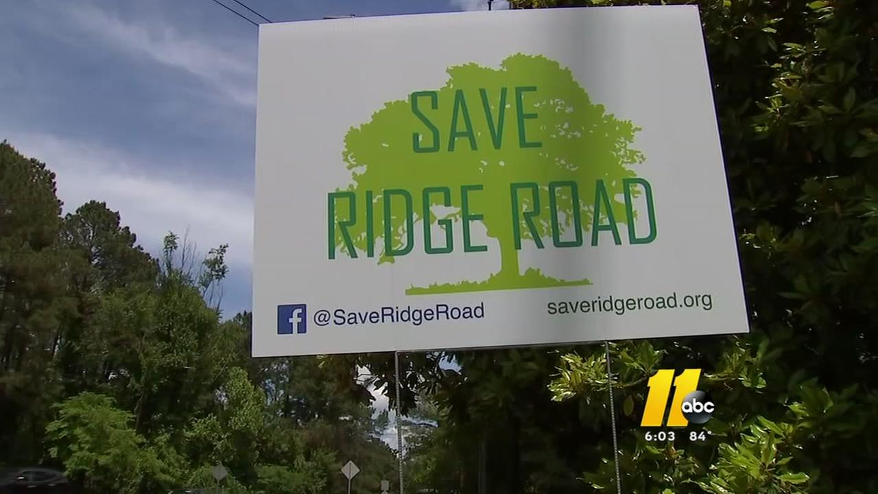 Ridge Road residents fight back against planned construction project