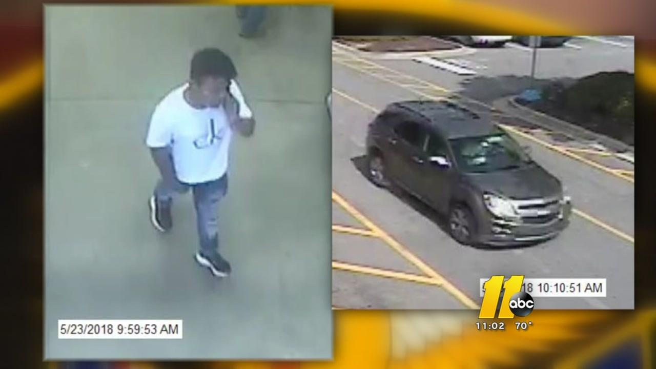 Mom with young child carjacked at Apex Target