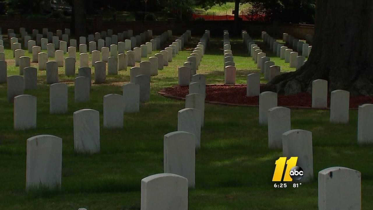 Honoring fallen veterans