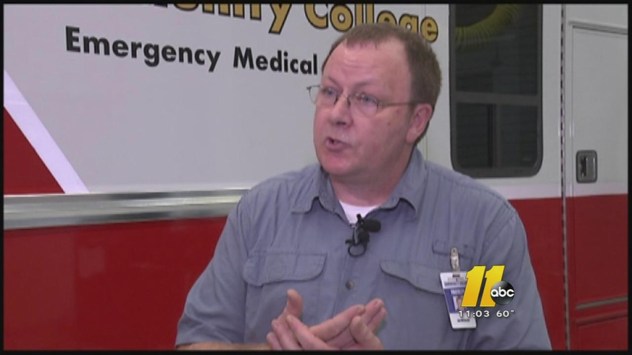 Wake Tech faculty member headed to Africa to help battle Ebola