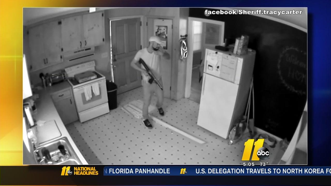 Men commit brazen Lee County home burglary