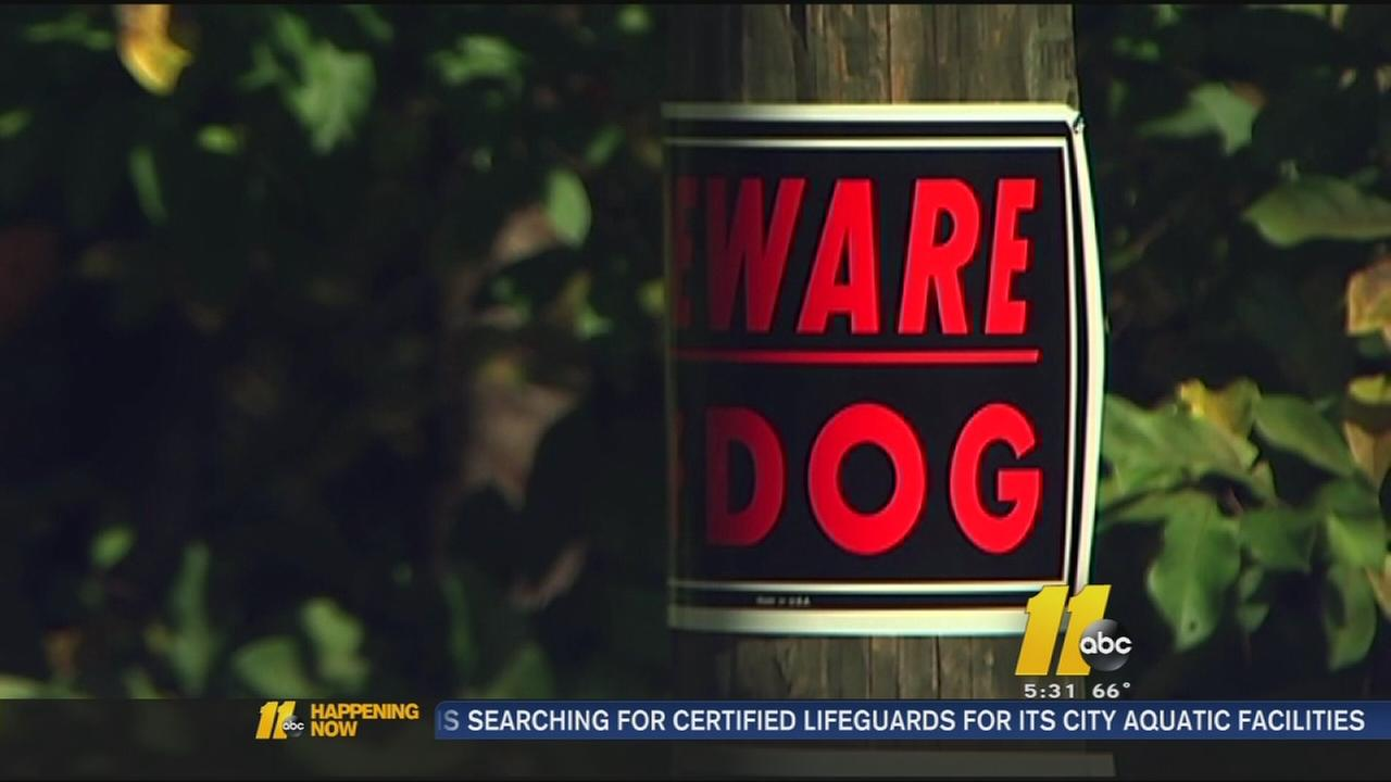Triangle mom starts online petition to kick pit bull out of neighborhood