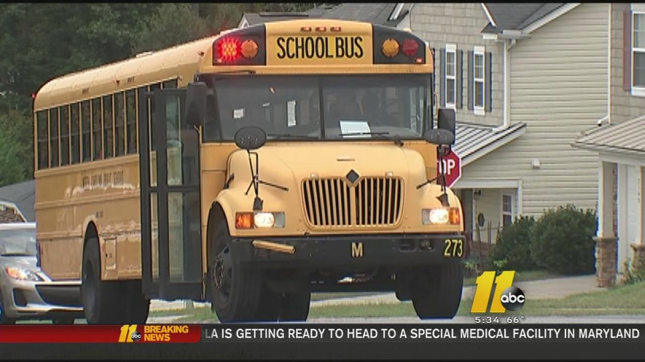 Wake County child goes missing after boarding wrong school bus
