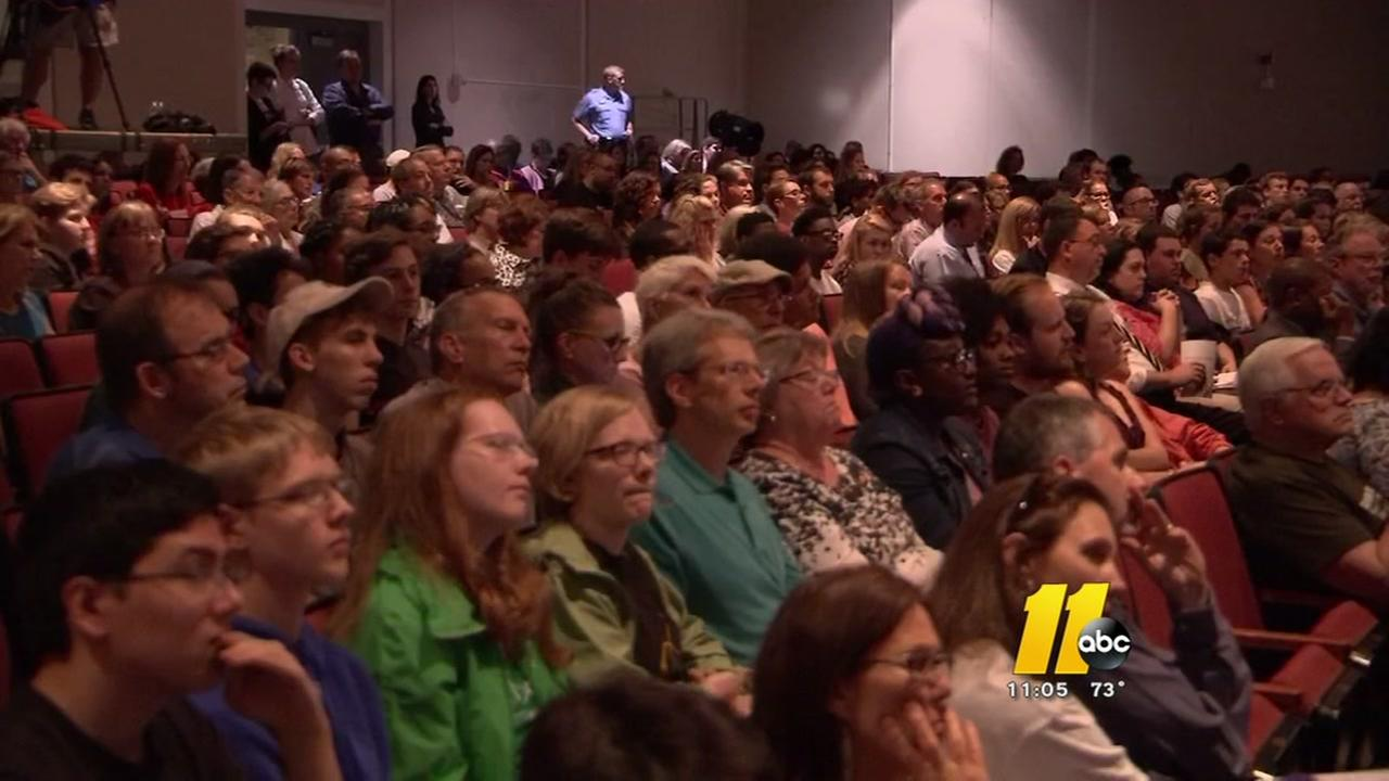 Sanderson students host town hall